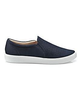 Hotter Daisy Stanard Fit Slip-on Shoe