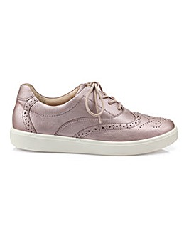 Hotter Piper Standard Fit Lace-Up Shoe