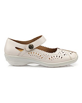 Hotter Chile Mary Jane Standard Fit Shoe