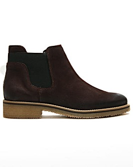 Daniel Rayley Leather Chelsea Boots