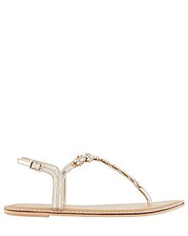 Accessorize Reno Embellished Sandal