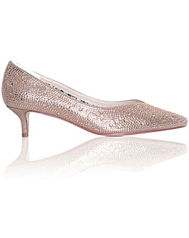 Perfect Stella Low Heel Court