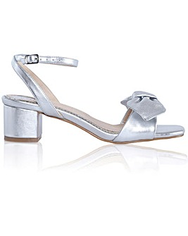 Perfect Riley Low Block Heel Sandal