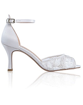 Perfect Lexy Mid Heel Sandal