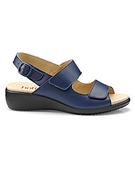 Hotter Easy Standard Fit Sandal