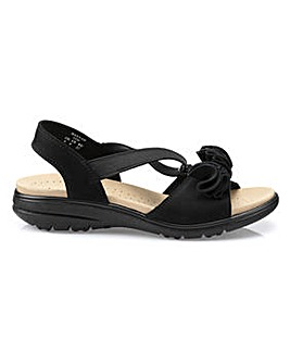 1e020094a90 Hotter Hannah Wide Fit Sandal