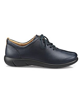 Hotter Soothe Wide Fit Lace-up Shoe