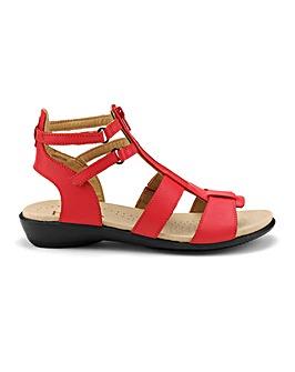 Hotter Liberty Standard Gladiator Sandal