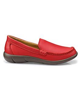 Hotter Retro Standard Fit Slip-on Shoe