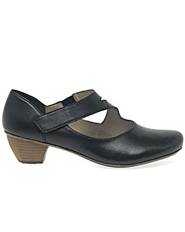 Rieker Lugano Standard Fit Court Shoes