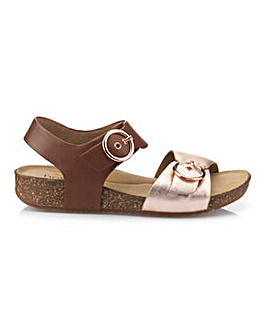 Hotter Tourist Wide Fit Sandal