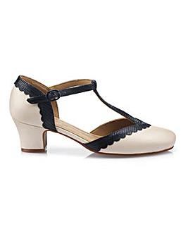 Hotter Viviene Standard Fit T-Bar Shoe