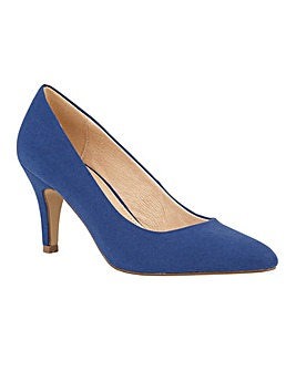 Lotus Holly Stiletto Court Shoes