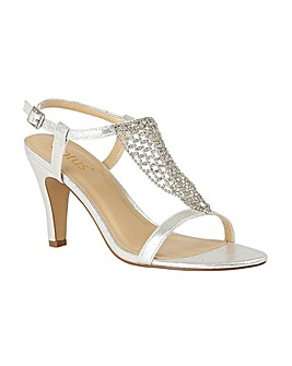 Lotus Lola Sling-Back Open-Toe Sandals