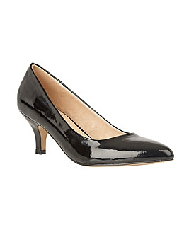 Lotus Bess Stiletto Heel Court Shoes