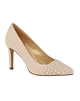 Lotus Audrey Stiletto Court Shoes
