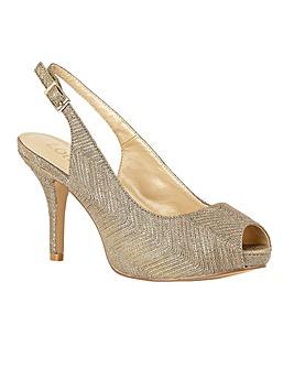 eacebe642f5 Lotus Adora Stiletto Peep-Toe Shoes
