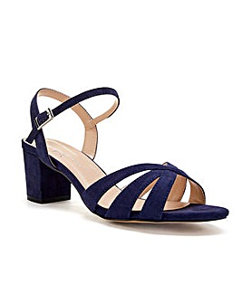Paradox London Camille Wide Fit Sandals