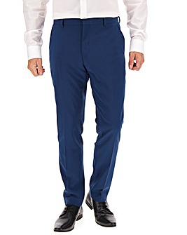 Blue Cliff Regular Fit Suit Trousers