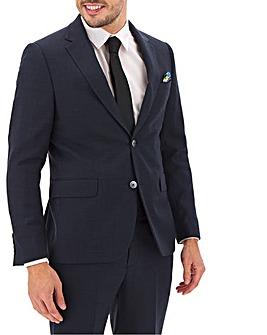 Navy Ed Regular Fit Suit Jacket