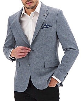 Blue John Regular Fit Blazer