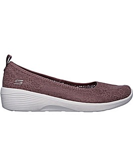 Skechers Arya Airy Days Slip On Shoe