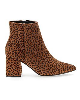 Shauna Pointed Boot Extra Wide Fit