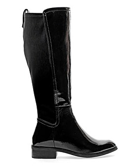 Dixie Stretch Boots Extra Wide Fit Extra Curvy Plus