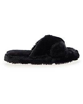 Fluffy Slipper Standard Fit