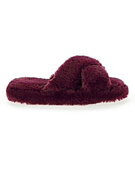 Fluffy Slippers Standard Fit