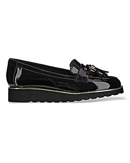 Thea Flatform Loafer Wide E Fit