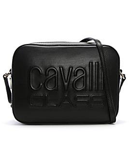 Class Cavalli Nancy Logo Cross-Body Bag