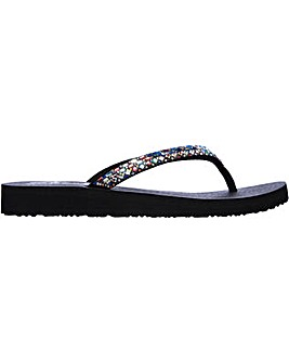 Skechers Meditation Shine Away Slip On