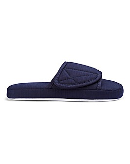 Adjustable Slider Slipper Standard Fit