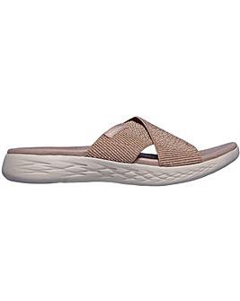Skechers On the GO 600 Glistening Sandal