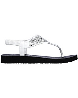 Skechers Meditation New Moon Sandal