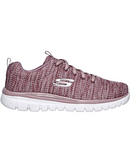 Skechers Graceful Twisted Fortune Shoe