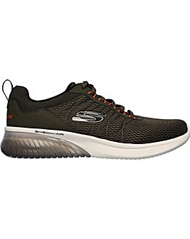 Skechers Skech-Air Ultra Flex-Orburn Lace-Up Jogger Trainer