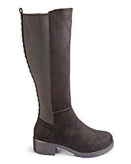 Lainey Stretch Wide Fit Standard Calf