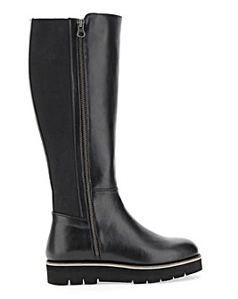 Keri Boots Wide Fit Super Curvy Calf