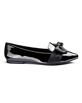 Trixi Bow Flats Extra Wide Fit