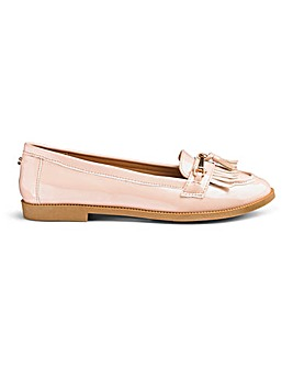 Head Over Heels by Dune Gigli Loafer
