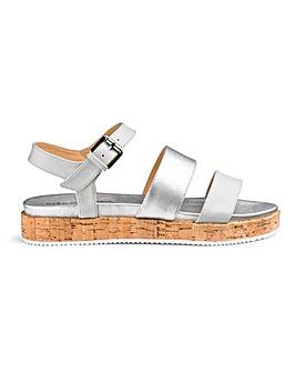 Head Over Heels by Dune Latin Sandals