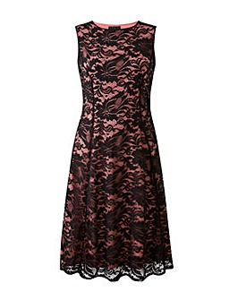 Grace Lace Skater Dress