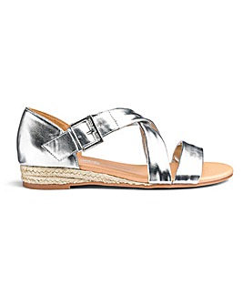 Head Over Heels by Dune Kylaa Sandal