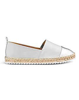 Head Over Heels by Dune Espadrille