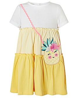 Monsoon Baby Maisy Pineapple Dress