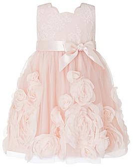 Monsoon Baby Macaroon Dress