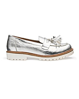 Shauna Chunky Loafer Extra Wide Fit