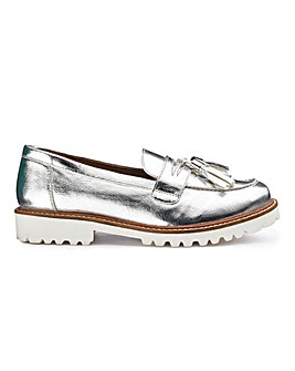 Shauna Chunky Loafer Wide Fit